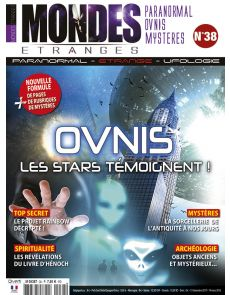 Mondes Etranges 38 - Ovnis : les Stars témoignent