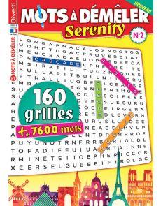 160 grilles de Mots à Démêler Serenity 2