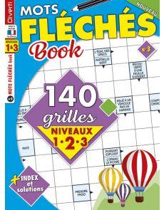Mots Fléchés Book 3 - Niveaux 1-2-3