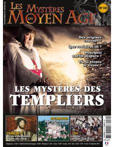 Les Mystères du Moyen Age n°30 - Les mystères des Templiers