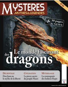 Le Monde Fascinant des Dragons - Mystères Mythes et Légendes numéro 30