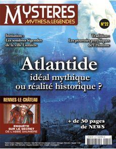 Mystères Mythes et legendes n°22