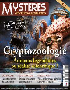 Mystères Mythes et legendes n°27 - Cryptozoologie, animaux légendaires ou réalité scientifique ?