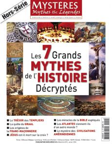 Mystères Mythes et Légendes hors-série n°4