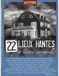 Lieux hantés et histoires surnaturelles - Mystères Mythes et legendes hors-série n°7