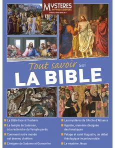 Tout savoir sur la BIBLE - Hors-série Mystères Mythes et Légendes