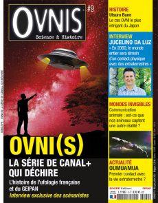 OVNIS 09 - Science et Histoire - Dossier Série Ovni(s) de Canal +