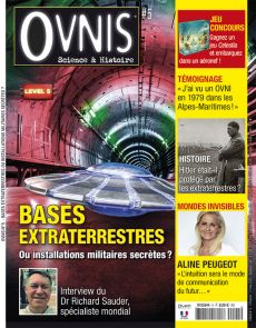 OVNIS 05 - Bases extra-terrestres ou installations militaires secrètes ?