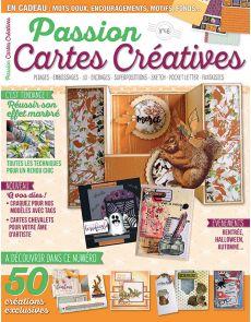 Passion Cartes Créatives 48 - Modèles pour anniversaire, naissance, remerciements, félicitations…