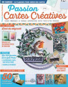 Passion Cartes Créatives 49 + EN CADEAU 16 planches pour créer vos cartes