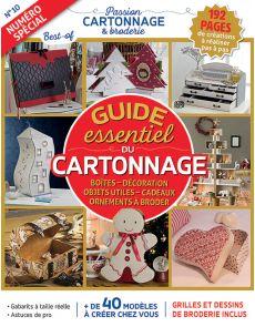 Le Guide essentiel du CARTONNAGE - 192 pages de créations DIY