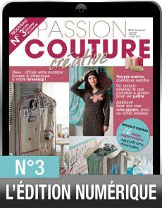 TÉLÉCHARGEMENT : Passion Couture créative 3 en version numérique
