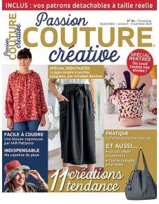 Passion Couture Créative 34 - Vos tutos faciles à coudre
