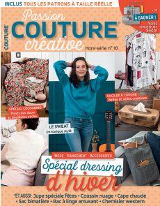 DRESSING D'HIVER 2019 - Passion COUTURE créative hors-série 10