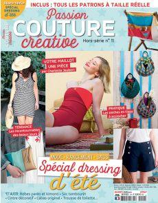 Spécial DRESSING D'ÉTÉ - Passion Couture Créative hors-série 11