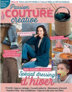 Spécial DRESSING D'HIVER - Passion Couture Créative hors-série 12