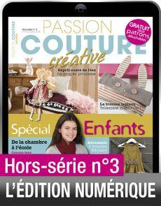 TÉLÉCHARGEMENT : Passion Couture créative spécial ENFANTS en version numérique