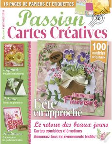 Passion Cartes créatives n°30