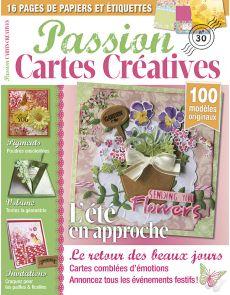 Passion Cartes créatives n°30