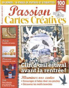 Passion Cartes créatives n°31