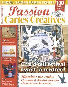 Passion Cartes créatives n°31