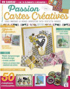 Passion Cartes Créatives 51 - 50 Créations exclusives