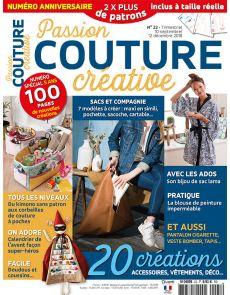 Passion Couture Créative 22 - Spécial 5 ans