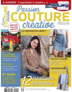 Passion Couture 24 - Spécial Printemps