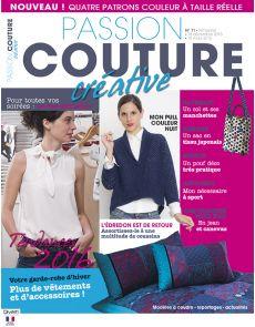 Passion Couture Créative n°11 - Tendances 2016
