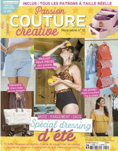 Spécial DRESSING D'ÉTÉ - Passion Couture Créative hors-série 13