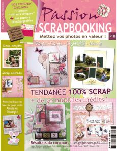 Passion Scrapbooking n°38