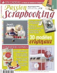 Passion Scrapbooking n°51