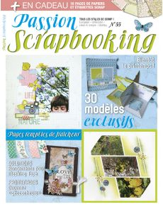 Passion Scrapbooking n°55