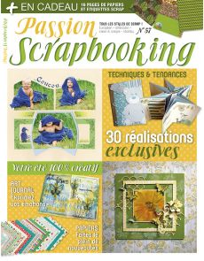 Passion Scrapbooking n°57