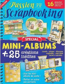 Spécial MINI-ALBUMS - Passion Scrapbooking - Hors-Série 17