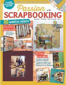 Passion Scrapbooking 94 - Vos modèles pour l'automne