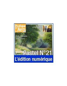 Téléchargement du Cahier spécial Pastel n°21 - Pratique des Arts