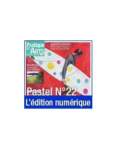 Téléchargement du Cahier spécial Pastel n°22 - Pratique des Arts