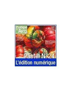 Téléchargement du Cahier spécial Pastel n°24 - Pratique des Arts