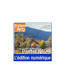 Téléchargement du Cahier spécial Pastel n°25 - Pratique des Arts