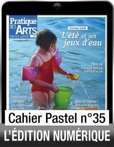 Téléchargement du Cahier spécial Pastel n°35 - Pratique des Arts