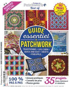 Pratique du Patchwork+ 08 - Guide essentiel du Patchwork numéro spécial Best-Of