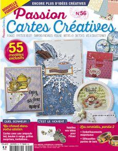 Passion Cartes Créatives n°56 - Habillez vos idées pour l'hiver