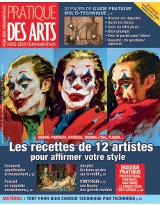 Spécial fondamentaux de la peinture - Pratique des Arts Hors-série n.52