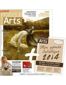 Pratique des Arts n°114 + Agenda Artistique