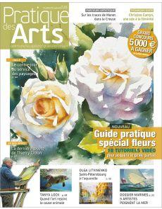 Pratique des Arts n°123 avec 20 tutoriels vidéo OFFERTS
