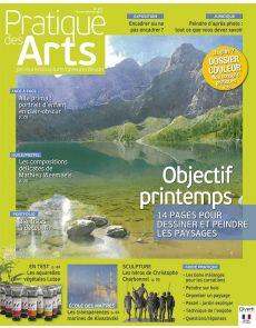Pratique des Arts n°127 - Peindre le printemps