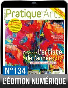 TELECHARGEMENT - Pratique des Arts n°134 - Toutes les clés pour peindre, dessiner, et devenir un artiste