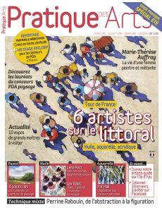 Pratique des Arts numéro 135 - Le Tour de France des artistes