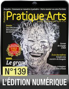 TELECHARGEMENT - Pratique des Arts 139 - Les résultats du concours PDA enfin dévoilés